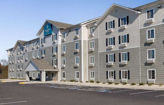 Vue extérieure WOODSPRING SUITES RICHMOND FOR