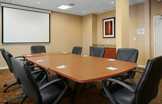 Conference room Baymont by Wyndham Denver International Airport Baymont by Wyndham Denver International Airport