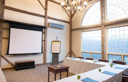 Conference room Glasbern Historic Hotels Glasbern Historic Hotels