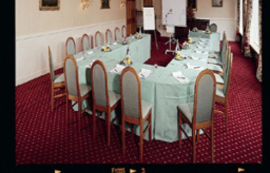 Conference room The Izaak Walton Hotel