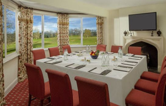 Sala de reuniones The Roxburghe Hotel & Golf Course
