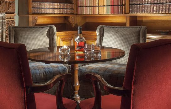 Bar del hotel The Roxburghe Hotel & Golf Course