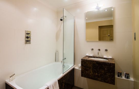 Cuarto de baño The Roxburghe Hotel & Golf Course