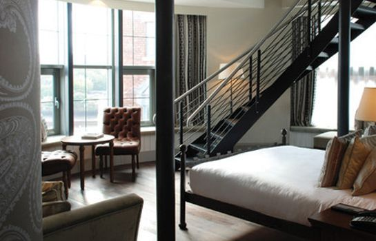 Suite Hotel Du Vin Newcastle