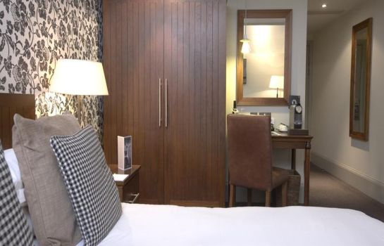 Single room (standard) Hotel Du Vin Newcastle