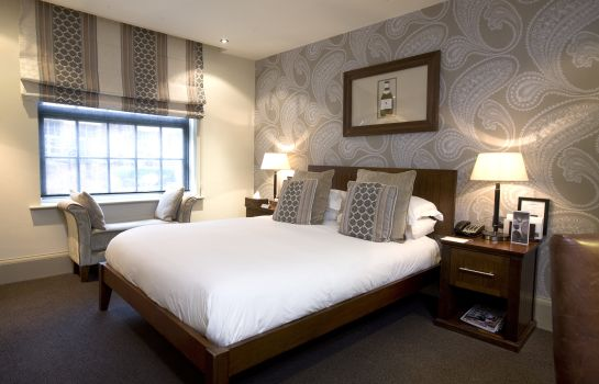 Double room (standard) Hotel Du Vin Newcastle