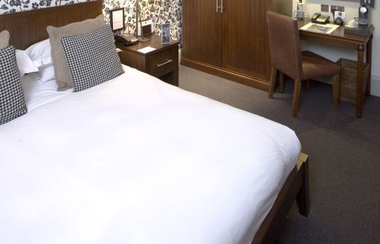 Double room (superior) Hotel Du Vin Newcastle