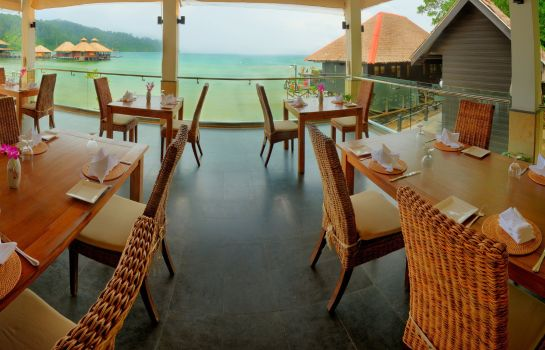 Restaurant Gayana Marine Resort LIFESTYLE