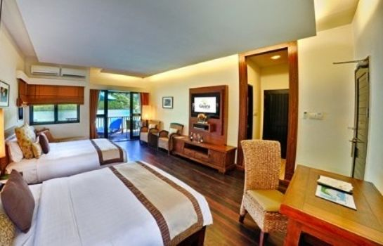 Room Gayana Marine Resort LIFESTYLE