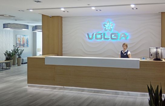 Reception Hotel Volga