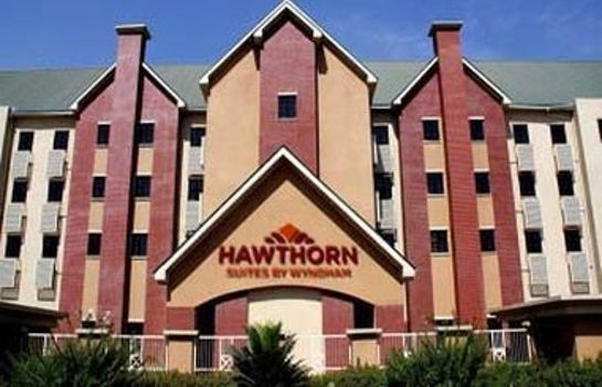 Exterior view HAWTHORN SUITES BY WYNDHAM ABU
