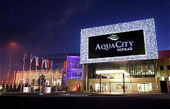 Exterior view AquaCity Seasons