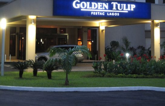 Exterior view Golden Tulip Festac Lagos Hotel and Conference Centre