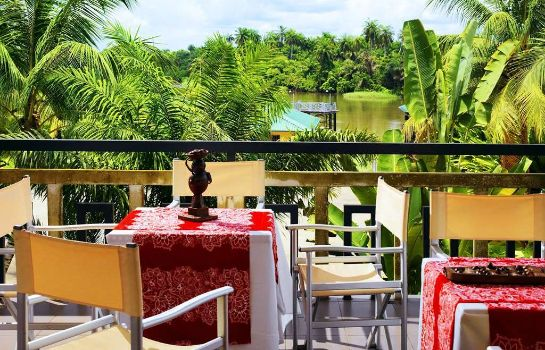 Restauracja Le Meridien Ibom Hotel & Golf Resort