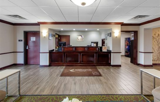 Hotelhal Sleep Inn and Suites Norman near Univers