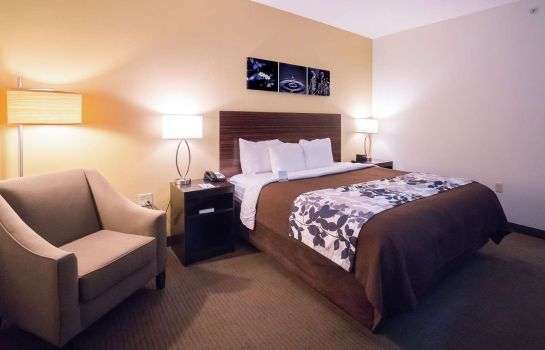 Kamers Sleep Inn and Suites Norman near Univers