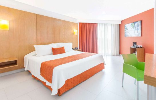 Kamers Ramada Cancun Ramada Cancun City