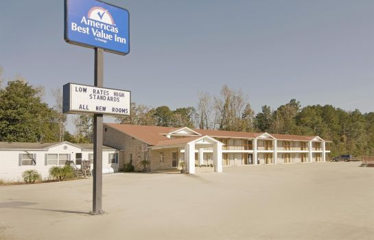 Vista exterior Americas Best Value Inn Jasper