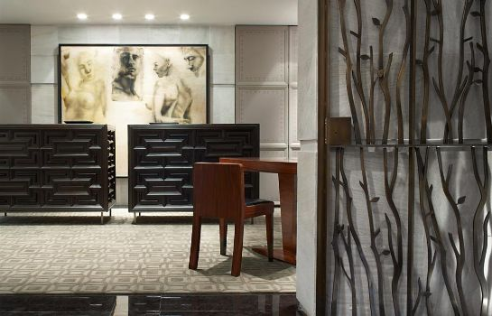 Informacja Las Alcobas a Luxury Collection Hotel Mexico City