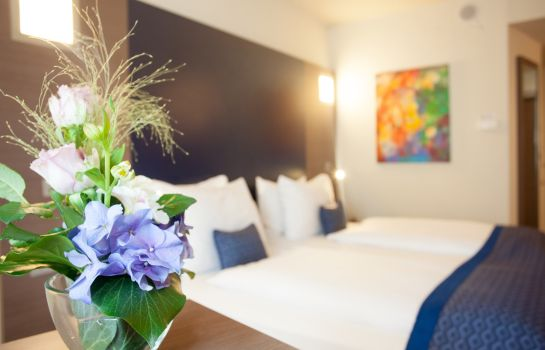 Doppelzimmer Standard FourSide Hotel City Center Vienna