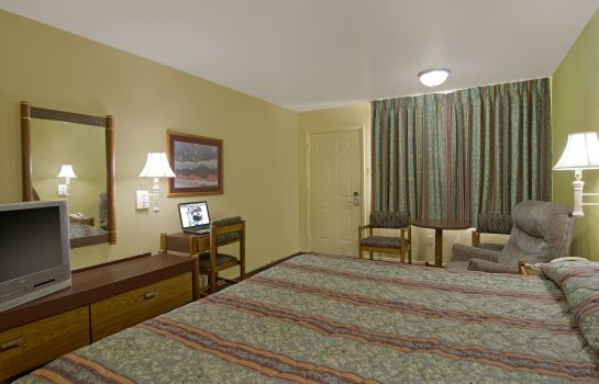 Chambre Americas Best Value Inn Jasper