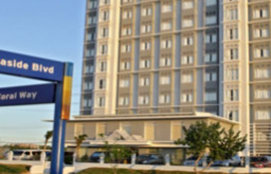 Exterior view MICROTEL BY WYNDHAM MALL OF AS
