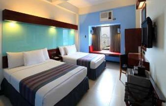 Zimmer MICROTEL BY WYNDHAM MALL OF AS