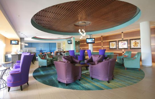 Hol hotelowy SpringHill Suites Durham Chapel Hill
