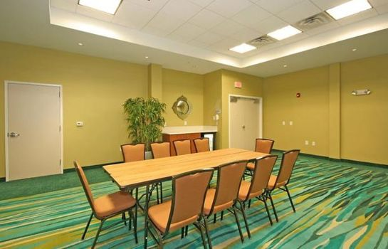 Sala konferencyjna SpringHill Suites Durham Chapel Hill