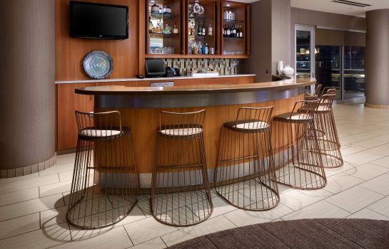 Hotel-Bar SpringHill Suites Pittsburgh Bakery Square