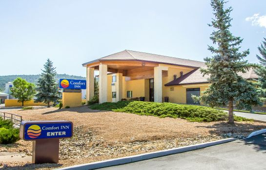 Außenansicht Comfort Inn Near Grand Canyon