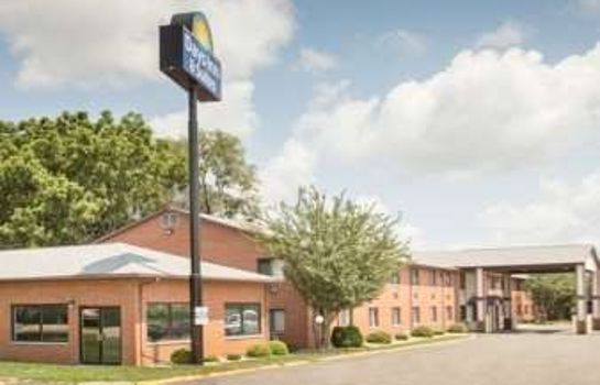 Außenansicht Days Inn and Suites Waterloo
