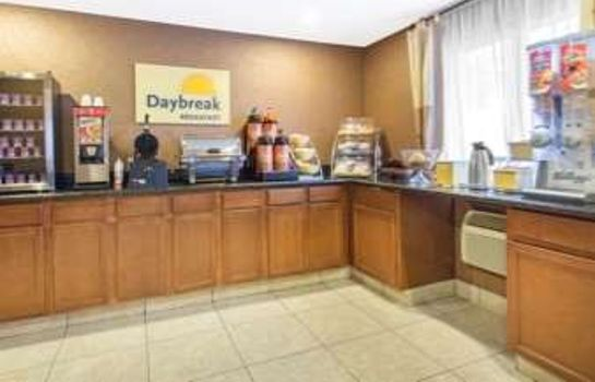 Restaurant Days Inn and Suites Waterloo