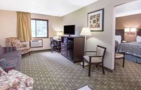 Suite Days Inn and Suites Waterloo
