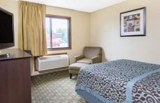 Chambre DAYS INN & SUITES WATERLOO