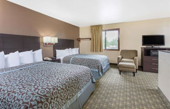 Zimmer Days Inn and Suites Waterloo
