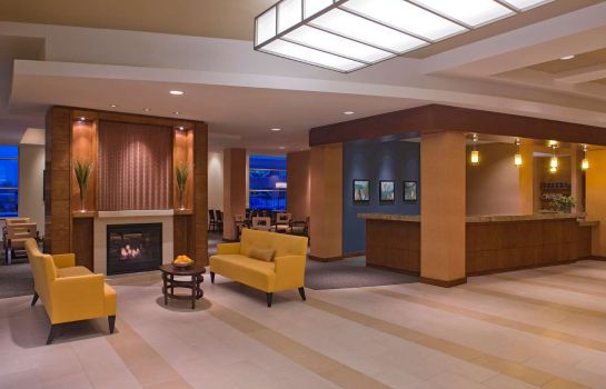 Hol hotelowy HYATT house Chicago Warrenv