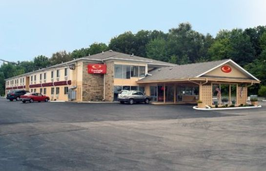 Außenansicht Econo Lodge  Inn and Suites