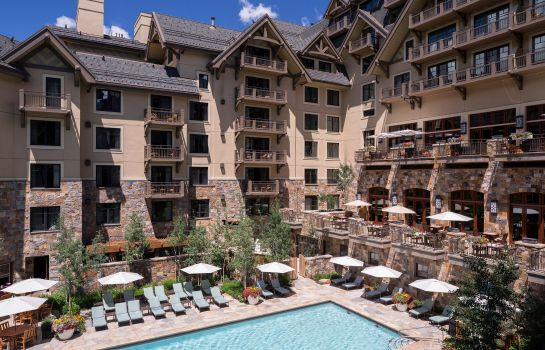 Buitenaanzicht Four Seasons Resort and Residences Vail