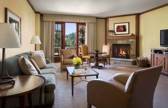 Hotelhal Four Seasons Resort and Residences Vail