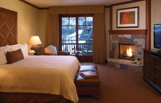 Kamers Four Seasons Resort and Residences Vail