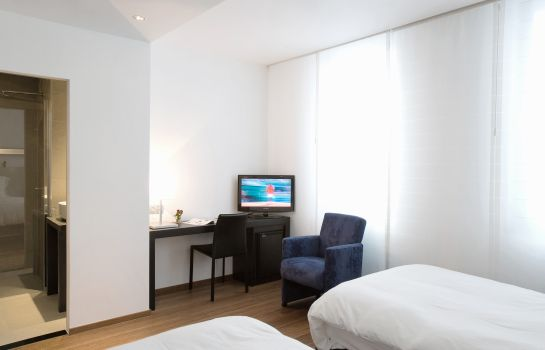 Chambre individuelle (standard) Aqua Hotel Brussels