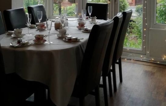 Restaurant Shrewsbury Lodge