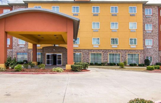 Exterior view Sleep Inn & Suites I-20
