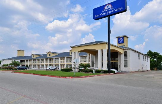 Vista esterna Americas Best Value Inn & Suites - Stafford / Houston