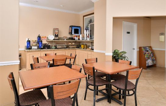Restaurante Americas Best Value Inn & Suites - Stafford / Houston