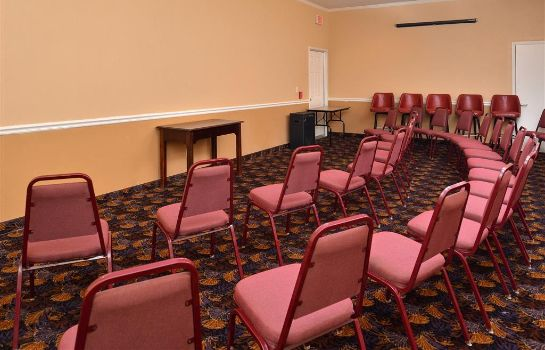 Sala de reuniones Americas Best Value Inn & Suites - Stafford / Houston