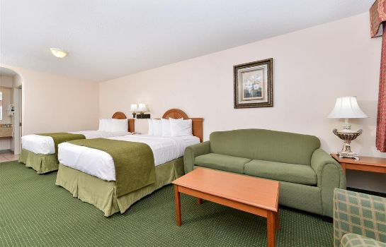 Habitación Americas Best Value Inn & Suites - Stafford / Houston