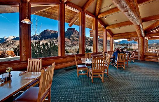 Ristorante Majestic View Lodge at Zion National Park