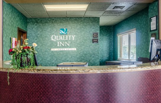 Hol hotelowy Quality Inn South Hutchinson